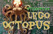 SteamPunk Lego LED pulpo