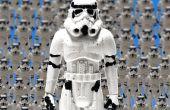 Hacer tu propio ejército de soldados de asalto de yeso!