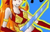 Como color en Shii pintor Doodle!