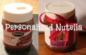Personalizada Nutella