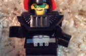 Impresionante carácter Lego
