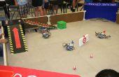 Divulgación de la robótica para los estudiantes de la escuela primaria