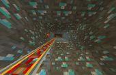Impresionante mundo de Minecraft