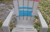 Rescate de silla o cómo ahorrar espacio en vertedero