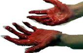 Cómo limpiar la sangre fuera de su ropa: líquido sangriento-ir