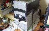 POLVO equipo filtro purificador