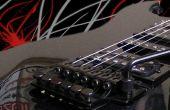 Cambio Floyd rose cadena guitarra de la