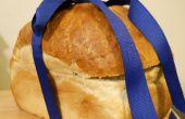 Picnic sándwiches en pan de caja