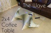 Mesa de centro Wave 2 x 4
