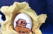 Nueva vida instructable huevo