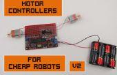 Controladores para Robots baratos 2 del motor