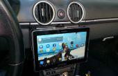 Tablet iPad extraíble coche Monte por $1 en 5 minutos