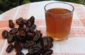 Sabrosa receta de vino casero de fecha