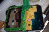 Torta de Minecraft