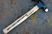 Personalizado de martillo para el día del padre