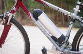 Bicicleta de eléctrica fácil instalación de Kit de conversión