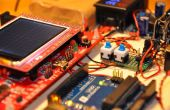 Laboratorio de creación de un prototipo de portátil con osciloscopio y arduino