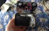 Altoids triple sistema de altavoz y caja para sostener cosas