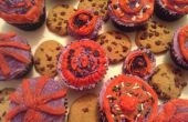 Cómo decorar Cupcakes lo de Halloween!