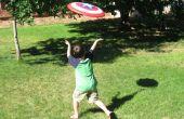 Volando el escudo del Capitán América