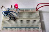 Construir una puerta NAND de transistores