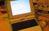Instalación de un teclado USB en un portátil XO de OLPC, fase I