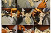 Guía para atar una corbata de lazo