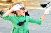 """""""Los pájaros"""" disfraces de Halloween"""