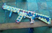 KVG Gun: Agresión