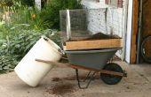Criba tamiz de Compost