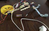 Proyecto Robot insecto - con nunchuck wii