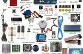 Interior RFID kit de aprendizaje