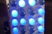 Pantalla de matriz de puntos LED