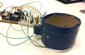 Cubrir. Temporizador con alarma (TfCD) de vibración