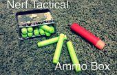 Caja de municion táctico Nerf