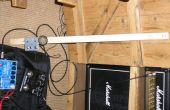 Mi bajo eléctrico del palillo (pero con un g-string)