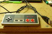 Convertir un mando NES a USB con Arduino