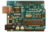 LED dados Arduino Shield