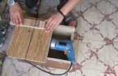 Cortar madera y metal con taladro