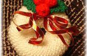 Último minuto pin de Navidad o adornos para hacer punto!