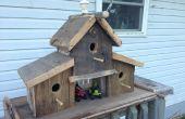 Padre/hijo Birdhouse proyecto