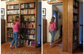 Librería puerta secreta
