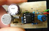 Sensor de presión sonora para Arduino basado en tablero de ZX-sonido