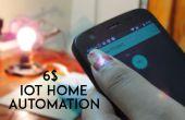 Control electrodomésticos con teléfono e Internet de las cosas menores de 6 años $