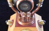 Steampunk-Plasma-Telegraph