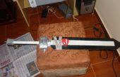 Cómo hacer Ragnarok espada de Crona (Soul Eater)