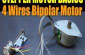 Paso a paso lo básico Motor - Motor Bipolar 4 cables