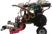Robot Arduino física Etoys Lego Technic 9390