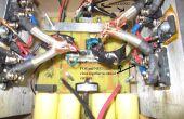 Inducción calentador 12 KW