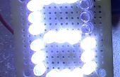 Cómo hacer una pantalla LED de 7 segmentos con Arduino